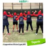 Legumbres Víctor, patrocinador de un equipo de la Liga LAPI